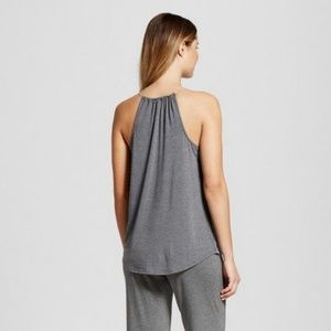 Gilligan & O'Malley Intimates & Sleepwear - Women's Sleep tank tops Almond Cream